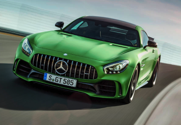 2018 Mercedes-AMG GT R Review and Release