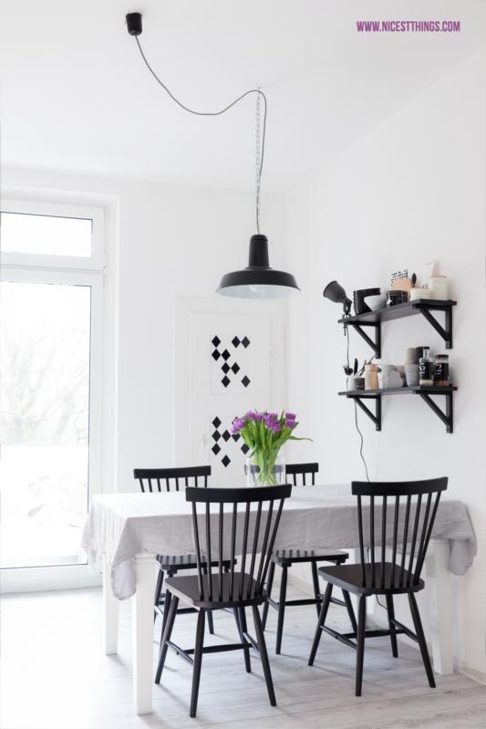 Küche im Nordic Industrial Style
