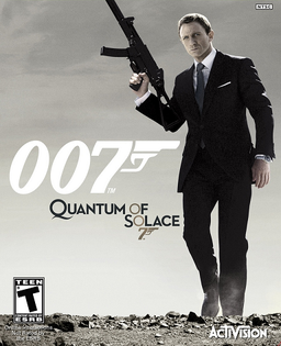 James Bond 007 Quantum of Solace download