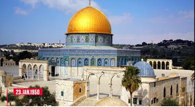 Jerusalém é a capital de Israel