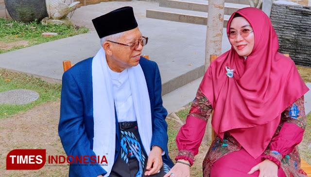 Ulang Tahun ke-76 Hari Ini, Ma'ruf Amin: Saya Masih 40 Tahun