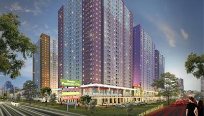 Green pramuka city hunian strategis dan nyaman di pusat kota 2