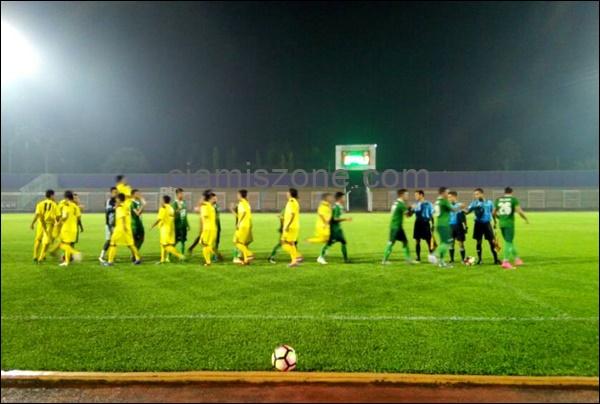 Partai Ujicoba, PSGC Cukur Persikotas Tasik 11-0