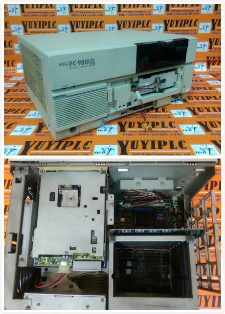 NEC FC-9801A Industrial computer