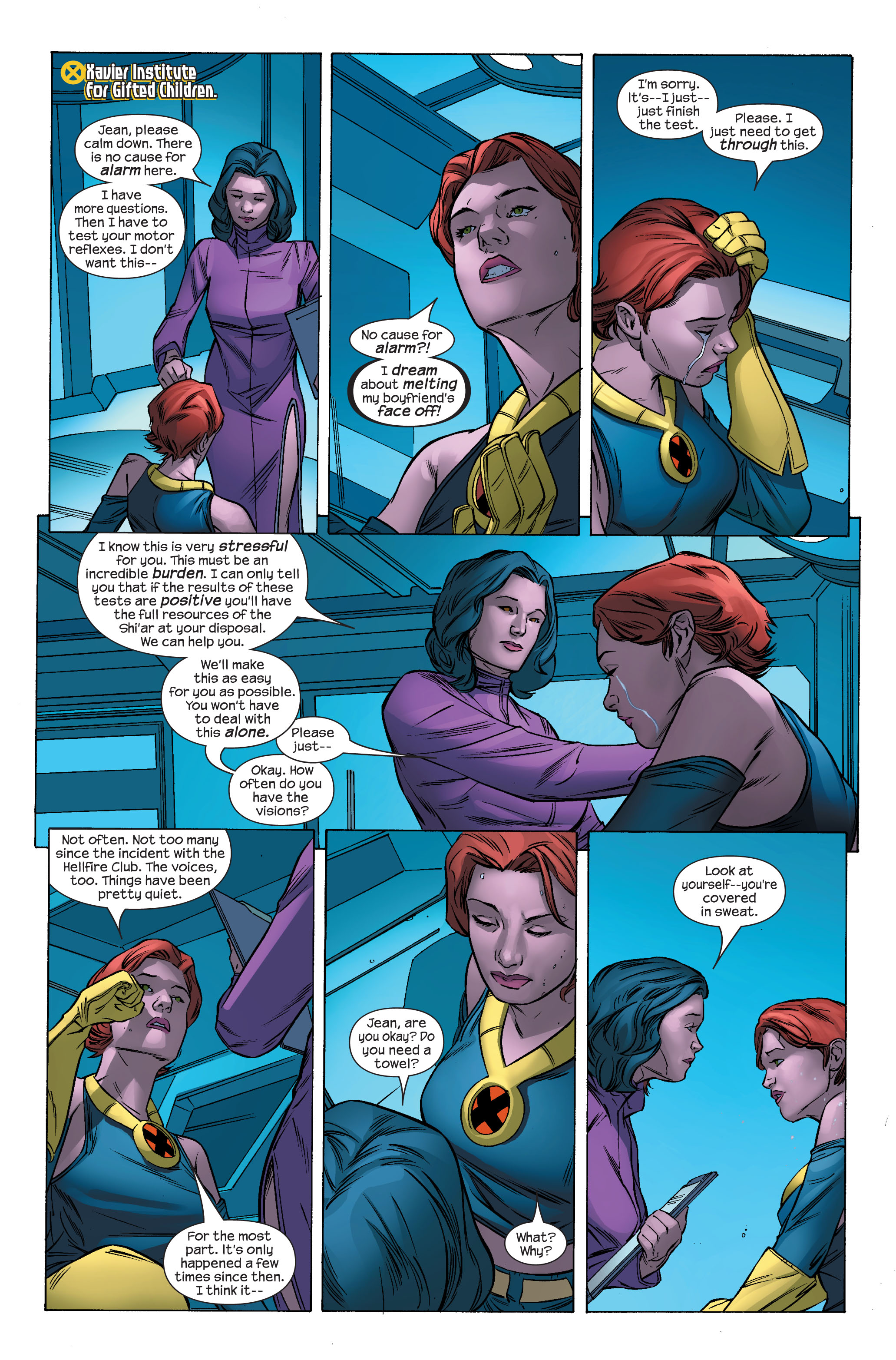 Read online Ultimate X-Men comic -  Issue #70 - 17