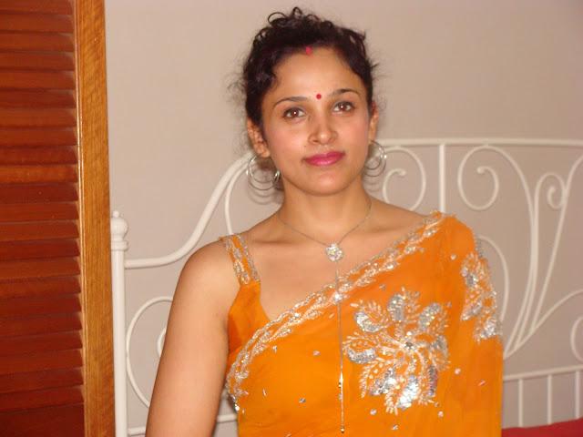 Top 50 Real Indian Housewife Bhabhi Saree Hot Sexy -5862