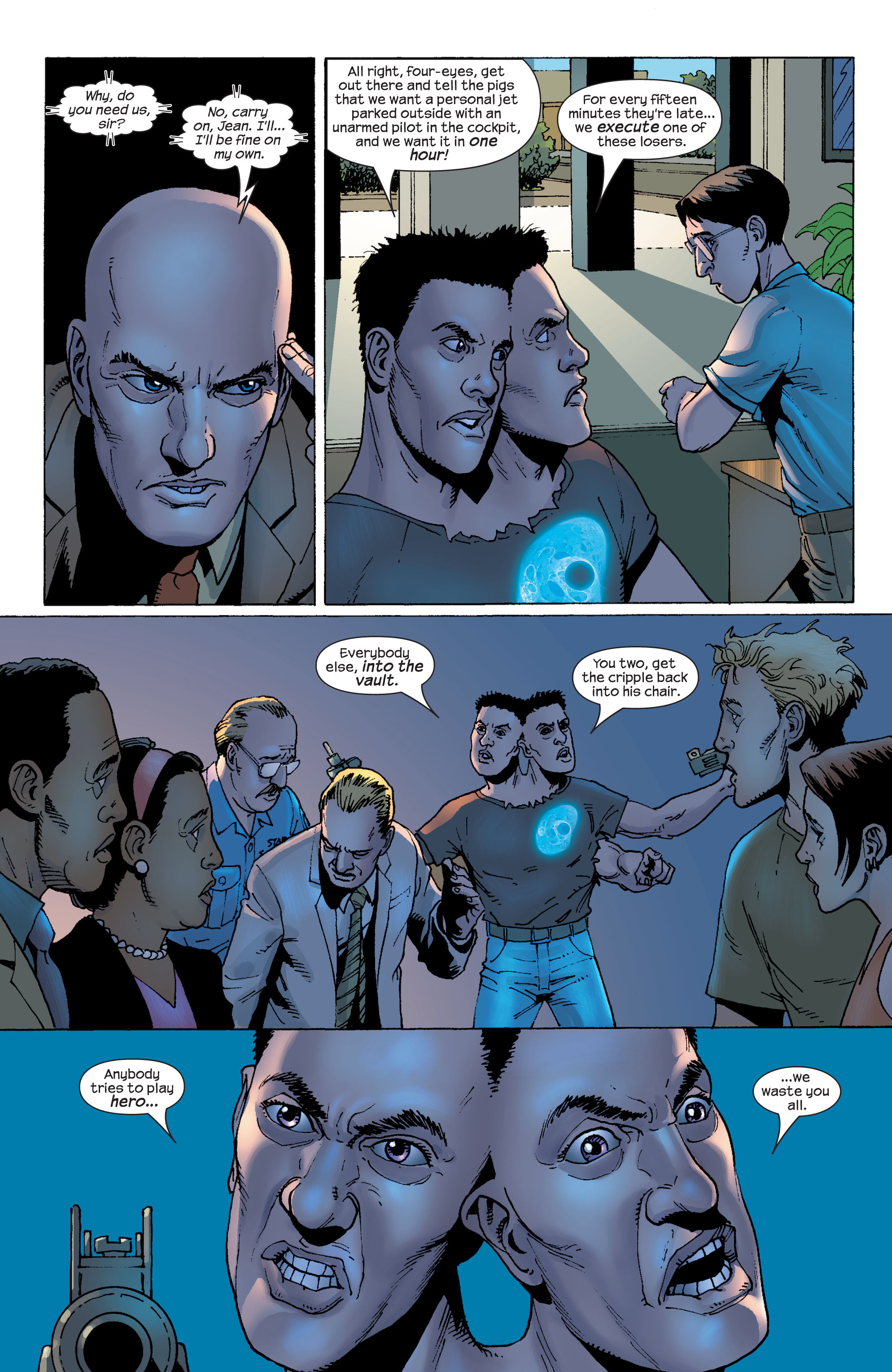 Read online Ultimate X-Men comic -  Issue #58 - 10