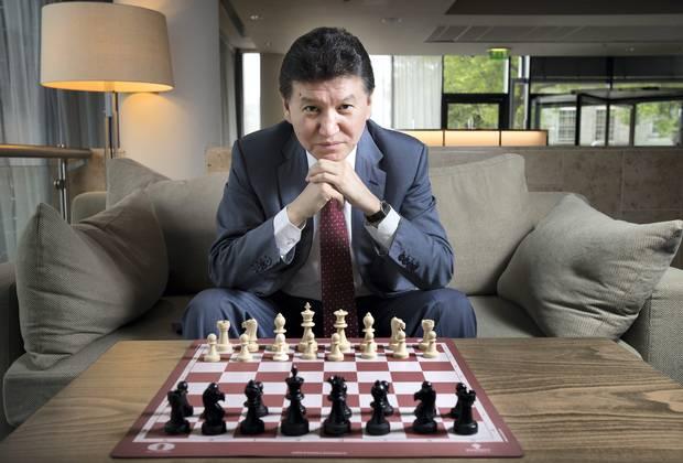 chess, Kirsan Ilyumzhinov