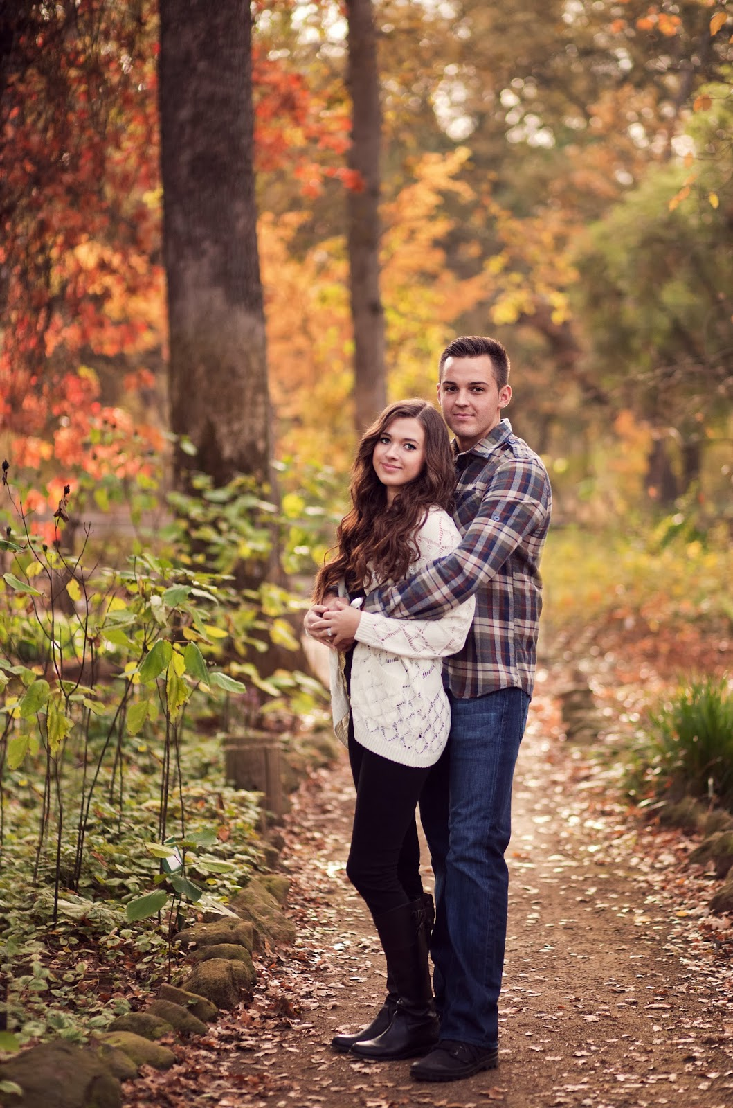 Nephesh Photography Oksana And Eugene Fall Session Sacramento