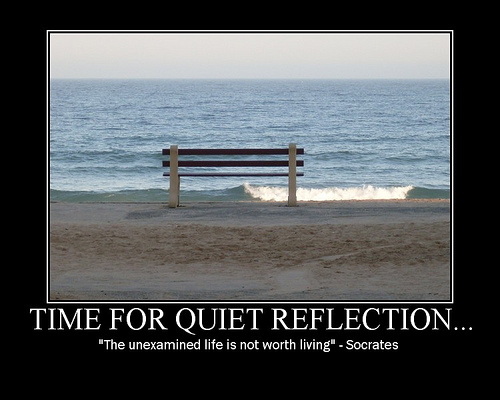Time To Reflect Quotes. QuotesGram