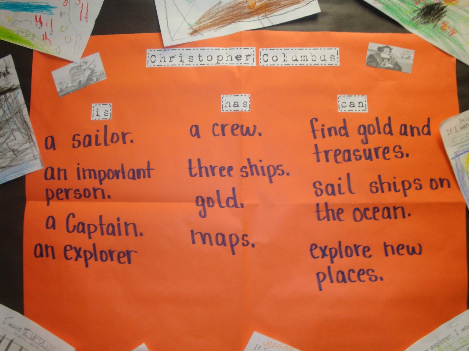 Learning Adventures Christopher Columbus