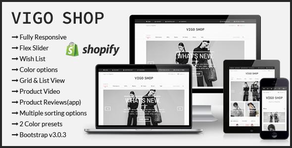 free Responsive Shopify Theme