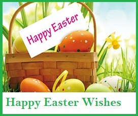 sample messages and wishes easter