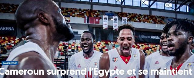 CDM 2019 (ÉLIMINATOIRES) : LE CAMEROUN FAIT SENSATION FACE A L'EGYPTE
