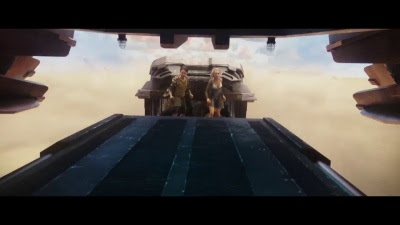 Valerian and the City of a Thousand Planets (Movie) - Teaser Trailer - Screenshot