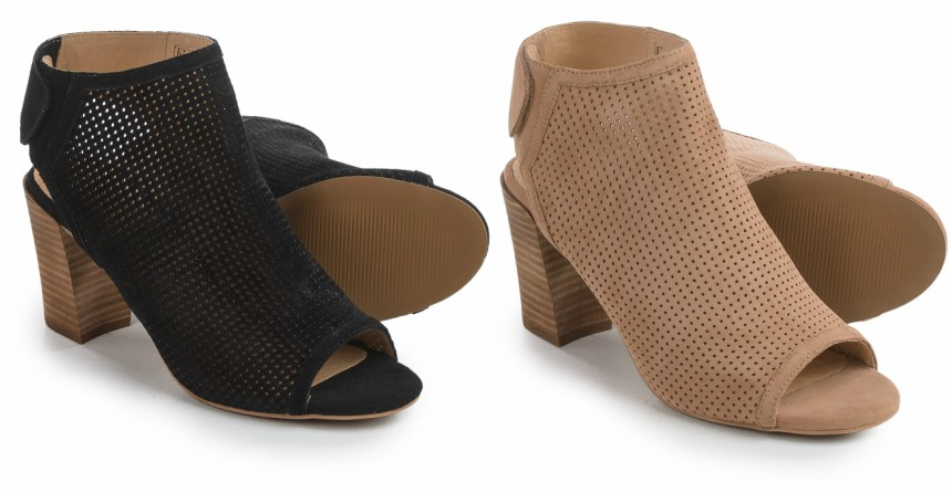 Sierra Trading Post: Me Too Adam Tucker Malena Bootie Sandals only $24 (reg $120)!