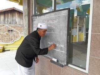 Pembebasan Lahan Masjid Sabilillah Umat Opat Mongal Aceh Tengah