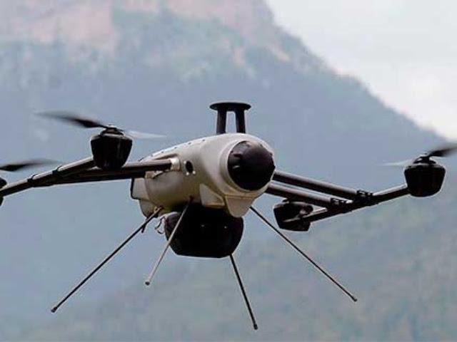 Caen 2 secuestradores utilizando drones