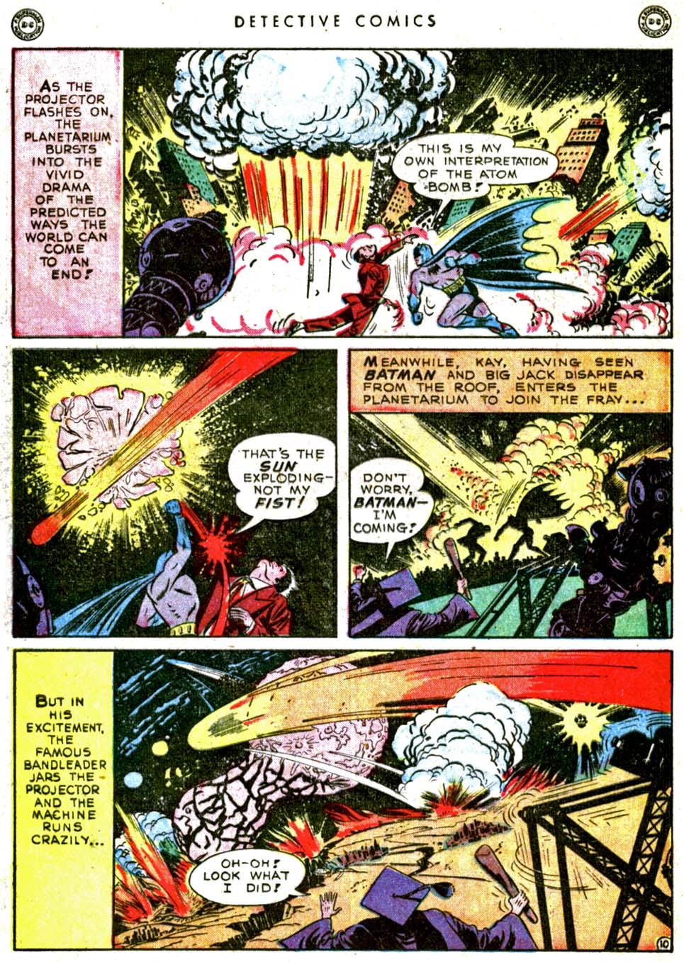 Read online Detective Comics (1937) comic -  Issue #144 - 12