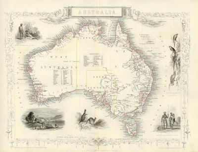 Πώς πήρε το όνομα της η Αυστραλία;