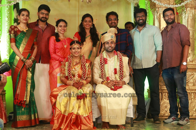 Aadhav Kannadasan Vinodhinie Wedding