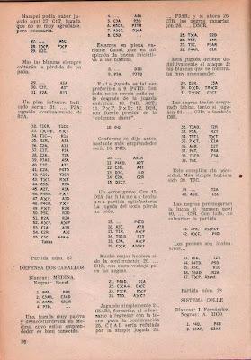 Ajedrez Español nº 109 – enero 1951, página 20