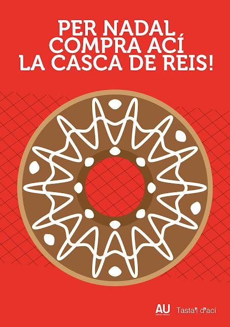 PER NADAL COMPRA ACÍ LA CASCA DE REIS!