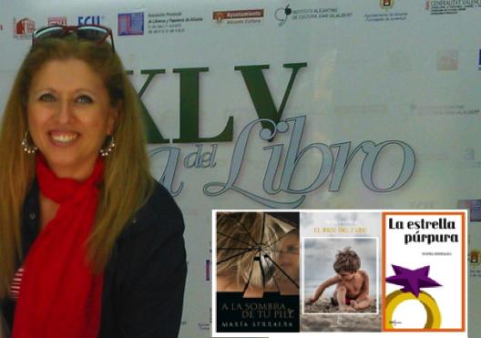 El Blog de María Serralba - Feria del Libro de Alicante-Elda