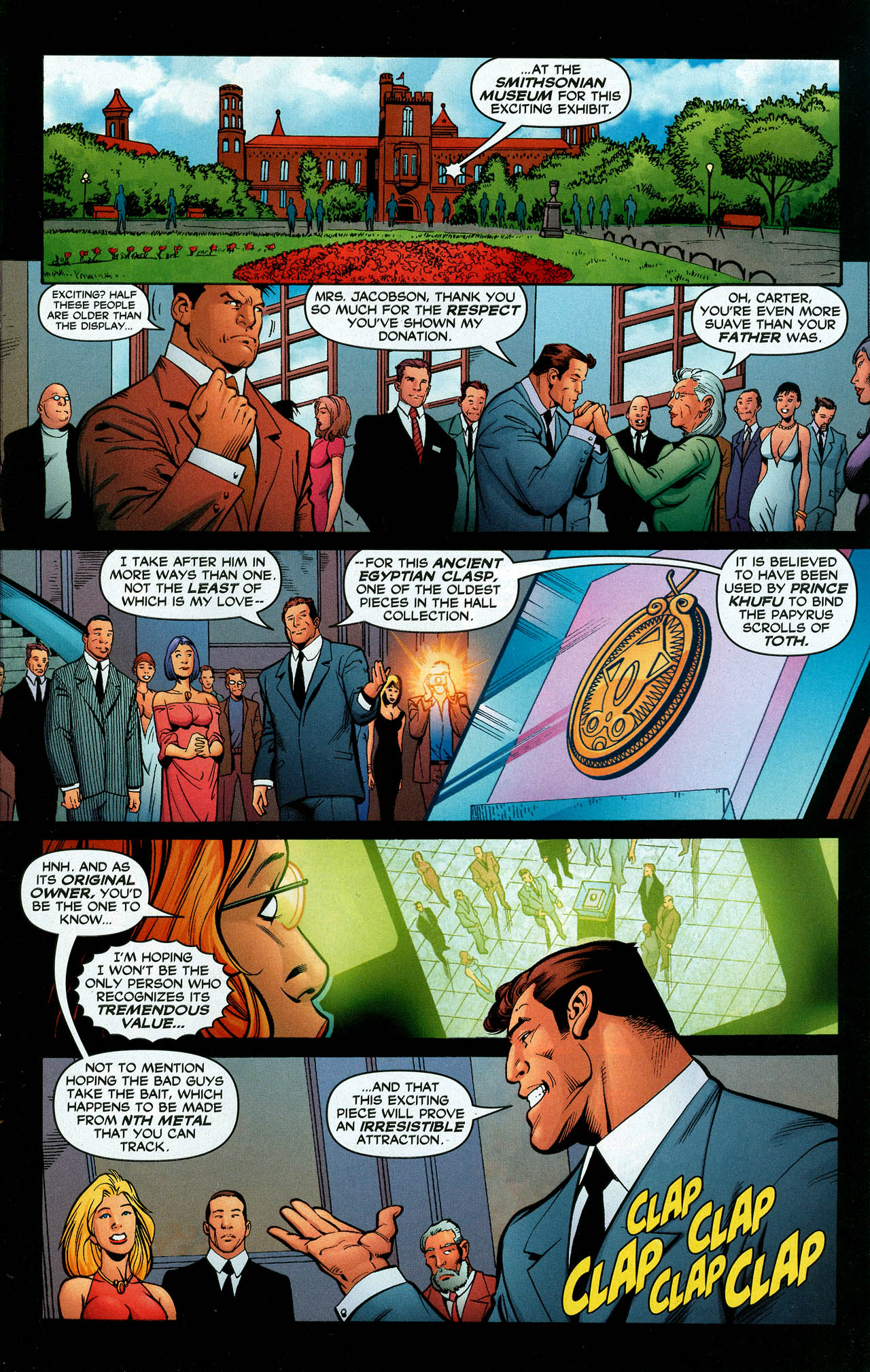 Read online Trinity (2008) comic -  Issue #11 - 22