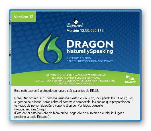 dragon naturallyspeaking 12 espanol 4