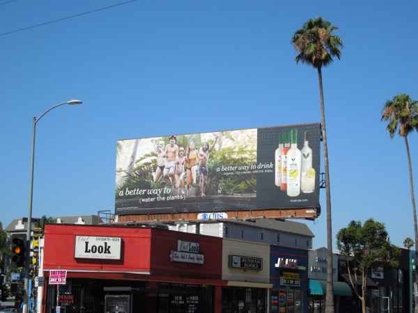 VeeV Vita Frute Better Way billboard