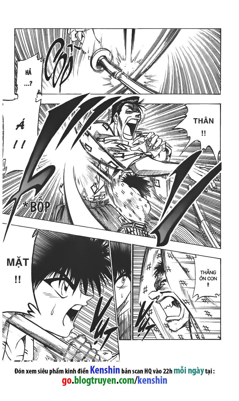 Rurouni Kenshin chap 32 trang 6