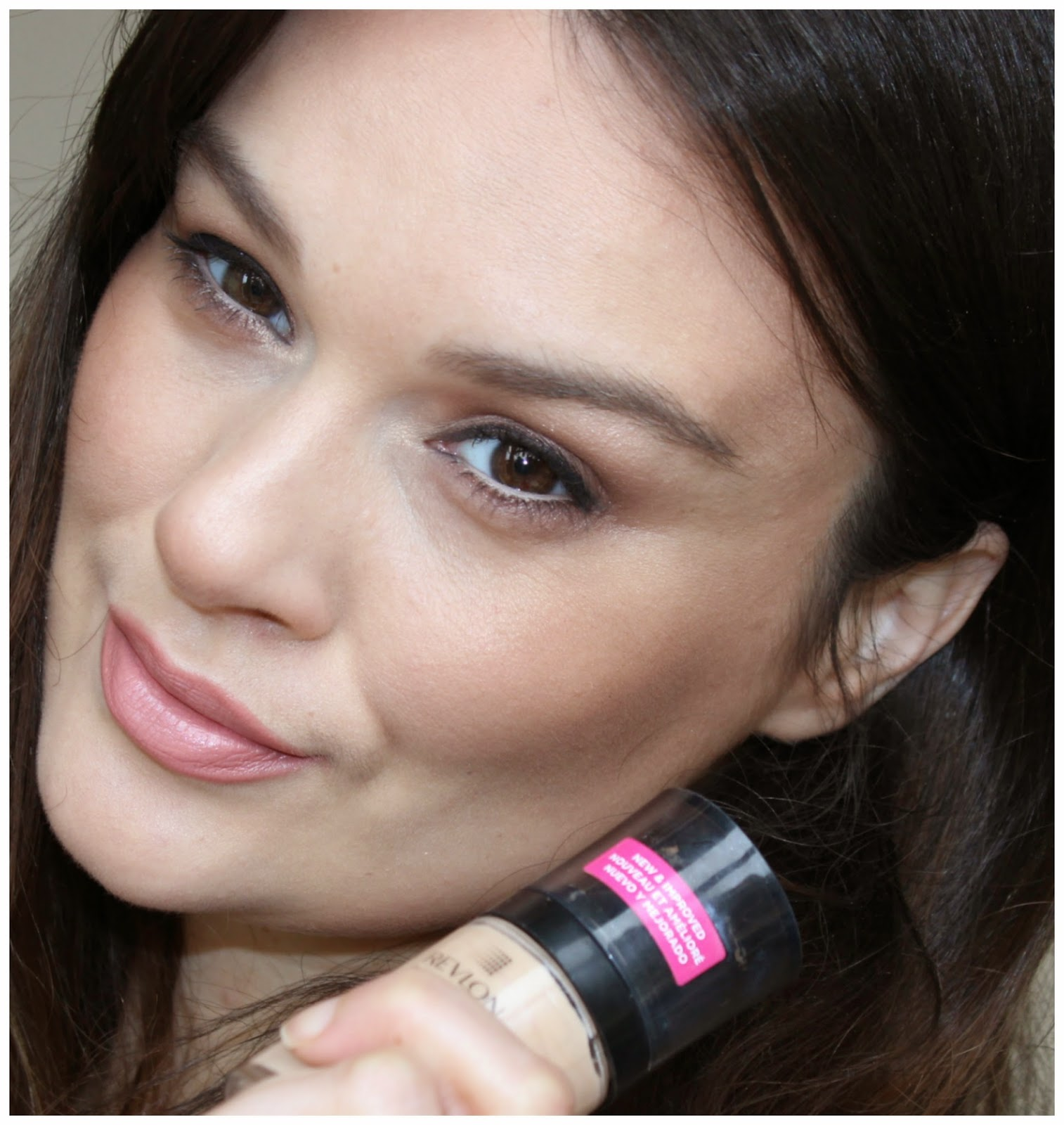 Beautiful Me Plus You Revlon Photoready Airbrush Effect Makeup Review