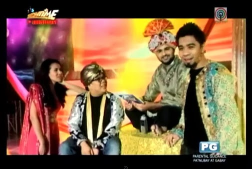 its showtime 4th anniversary vhong coleen and billy relationship