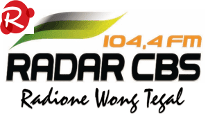 Streaming Radio Radar CBS FM 104.4 Tegal