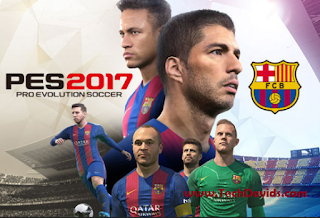 pes 2017 official cover