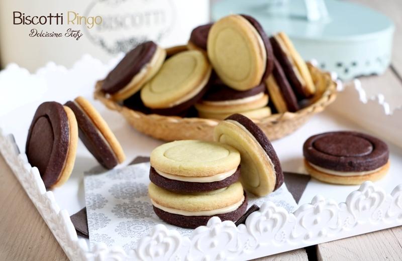 Ricetta biscotti ringo con il bimby tm5 ricette bimby for Bimby ricette dolci
