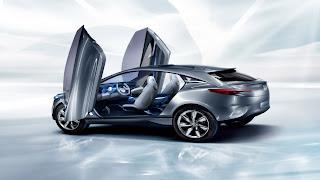 Dream Fantasy Cars-Buick Envision Concept