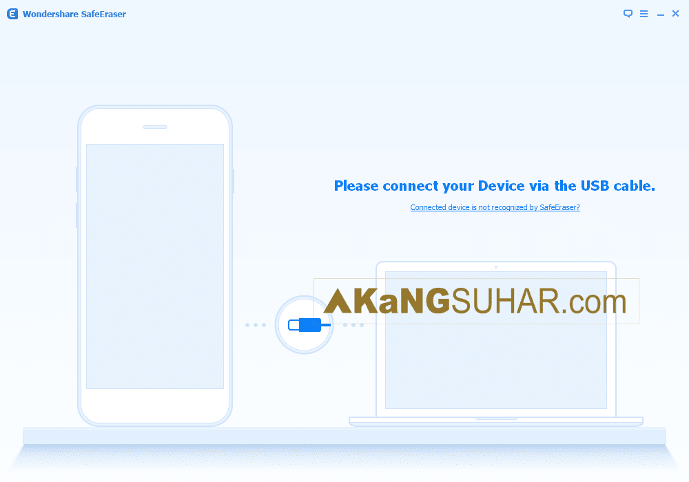 Free download Wondershare SafeEraser 4 Latest Full Version Terbaru gratis serial number activation code email and registration code key generator keygen www.akangsuhar.com