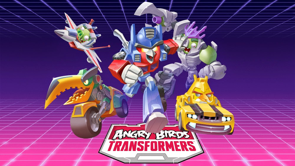 Angry Birds Transformers: Latest Version of Angry Birds Game