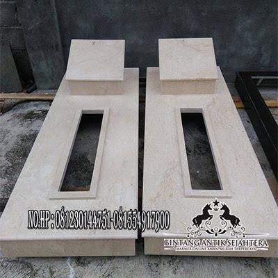 Makam Trap 1 Marmer