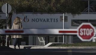 Υπόθεση Novartis: Η λεηλασία, οι μαρτυρίες και τα αυτονόητα