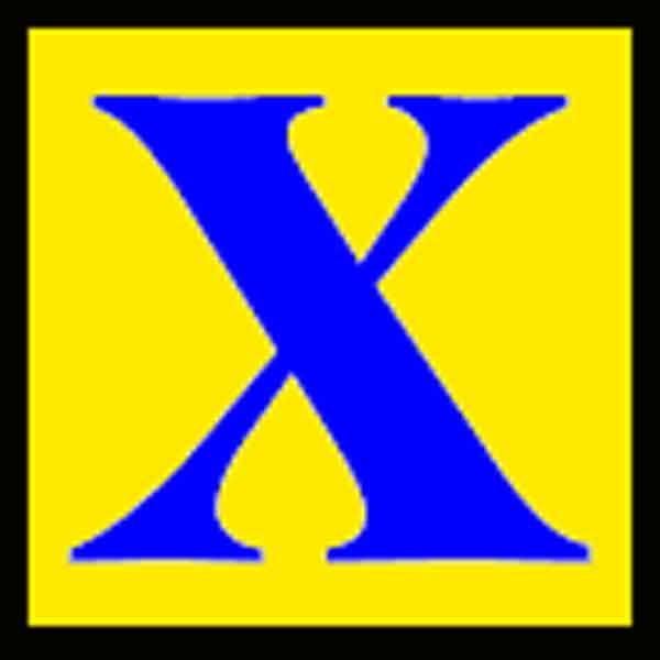 Letter S X