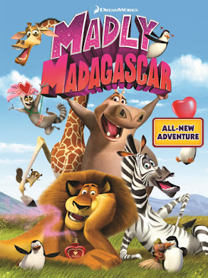 Madly Madagascar Poster