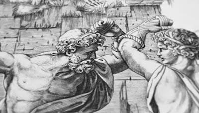Sepasang Sarung Tangan Tinju Romawi Kuno Berhasil Digali