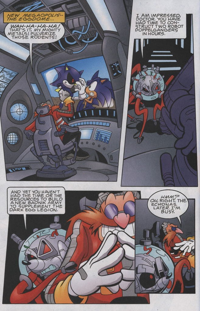 Read online Sonic The Hedgehog comic -  Issue #192 - 5