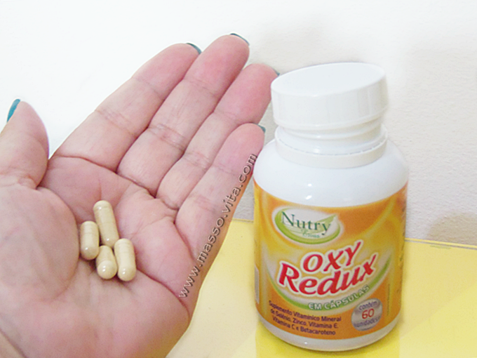 Oxy Redux  Nutry Ervas