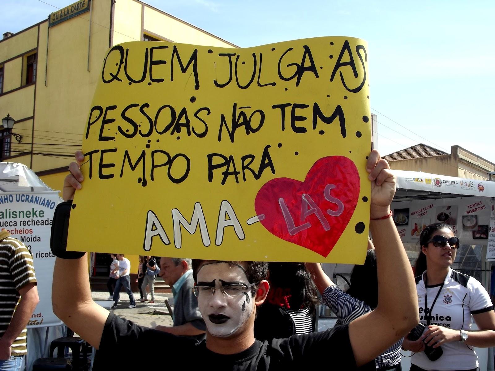 Muitas vezes Evangelismo em Curitiba - ideias no forno TG92