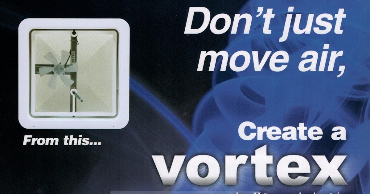 Class A Customs 90046 Cr Vortex Ii Multi Speed 12 Volt Rv