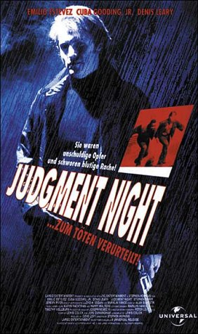 Poster Of Judgement Night 1993 720p Hindi HDRip Dual Audio Full Movie Download